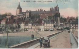 .GIEN( Le Chateau ) - Gien