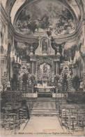 GIEN (.interieur De L' Eglise St Louis ) - Gien