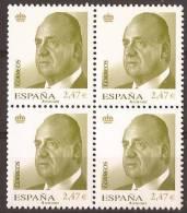 ES4459-LB090TV.Spain .Espgne..Rey  JUAN CARLOS I. De España 2009.(Ed 4459**),sin Charnela. LUJO - Variedades & Curiosidades