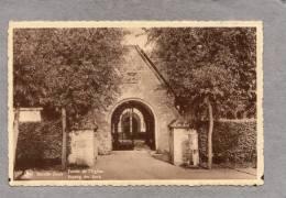 "37845   Belgio,  Knocke -  Zoute -  Entree De L""Eglise,  NV - Knokke"
