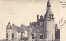 Florenville (environs De) - Jamoigne Château (précurseur, Peu Vue) - Florenville