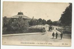 CHALONS SUR MARNE - Le Cirque Et Les Allées - Châlons-sur-Marne