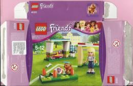 LEGO Carton BOX - No 41011 Friends - Stephanie Soccer Training - Catalogs