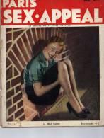 Magazine Paris SEX.APPEAL N°7 De Février 34 - Livres, BD, Revues