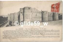ANGERS - Vue D'ensemble Du Château - N° 234 - Angers