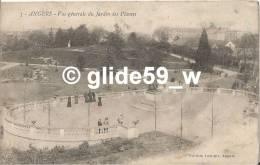 ANGERS - Vue Générale Du Jardin Des Plantes (animée) - N° 3 - Angers