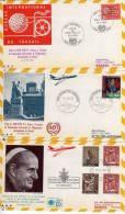 20 - VIAGGI PAPALI - 10-06-1969 - VISITA DI PAOLO VI A GINEVRA - FDC