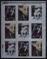 St. Vincent MNH Scott #2270-#2272 Sheet Of 9 $1 Darth Vader, Storm Trooper, Yoda - Star Wars Trilogy - St.Vincent (1979-...)