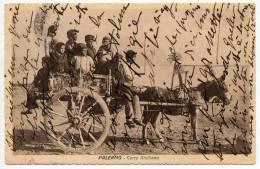 PALERMO CARR0 SICILIANO 1928 - Palermo