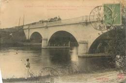 D 10 - NOGENT SUR SEINE -  Pont De Bernieres - Nogent-sur-Seine