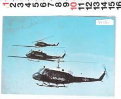 A0750 ELICOTTERI CARABINIERI - Manovre