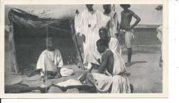 AFRIQUE AOF - Marchand De Sel - Carte Postale 18 X 10.5 Cm - Cartes Postales