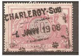 FEA-2095   CHARLEROY SUD          Ocb TR  35 - Chemins De Fer
