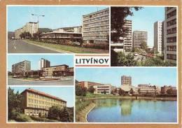 Tschechische Republik, Litvínov ,  Gelaufen Ja - Repubblica Ceca