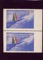 VIGNETTE AVIAZIONE ITALIA 1933 - COPPIA PIENA GOMMA (MNH) - Erinnofilia