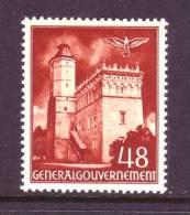 Germany Occupation Poland N 67  * - Occupation 1938-45