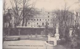 Cp , 44 , NANTES , École Saint-Stanislas , Le Grand Bâtiment - Nantes