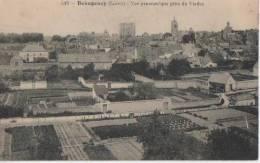 BEAUGENCY ( Vue Panoramique Prise Du Viaduc ) - Other Municipalities