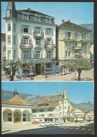 BRUNNEN Schwyz Hotel SCHWEIZERHOF Briefmarken ! 1982 - SZ Schwyz