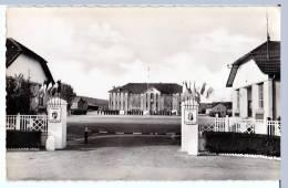 Hettange-Grande (Moselle) Camp Guyon-Gellin, 6e Groupe De Repérage. (CPSM, Bords Dentelés, Format 9 X 14) - Francia