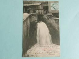 CHAMOY - La Cascade, Usine Lancelin - Autres Communes