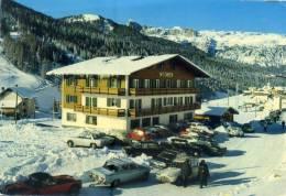 SAN CASSIANO (Bolzano). Albergo STORES. Val Badia. Dolomiti. Vg. C/fr. - Bolzano (Bozen)