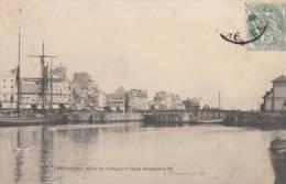 CPA - Cherbourg - Quai De Caligny Et Quai Alexandre III - Cherbourg