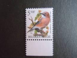 België Belgique Belgium 1993 Vogel Oiseau Buzin 2526 MNH ** - 1985-.. Vogels (Buzin)