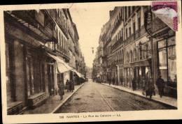 NANTES / LA RUE DU CALVAIRE - Nantes