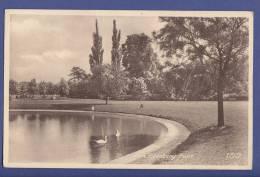 EPSOM -rosebery Park -  Circulee En 1950   - (scan Recto-verso) - Surrey