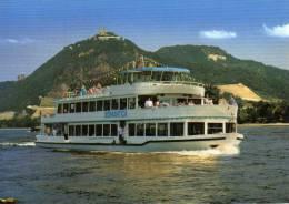 02225 - Motorschiff ROMANTICA - Mosel-Personen-Schiffahrt Kolb - Non Classés
