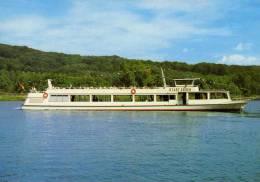 02235 - Motorschiff STADT ESSEN Auf Dem Baldeneysee - Non Classés