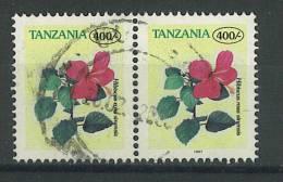 VEND BEAUX TIMBRES DE TANZANIE N° 2390II EN PAIRE , 1997 !!!! - Tanzania (1964-...)