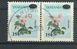 VEND TIMBRES DE TANZANIE N° 4015 EN PAIRE !!!! - Tanzania (1964-...)