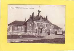 CPA - 02 -  FRIERES FAILLOUEL - La Mairie - France