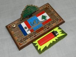 RARE ENSEMBLE MARINE FREGATE DE GRASSE - LIBAN - IMPARTIAL BEHAVIOUR 2008