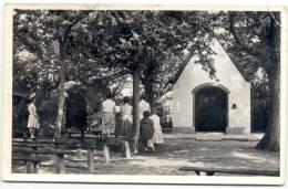 BREDENE AAN ZEE-GROT EN KAPEL O.L.VR. TER DUINEN-ZELDZAAM-VERZONDEN 1964-UITG. MESS-BRUGGE - Bredene