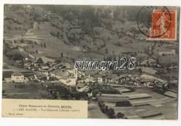 LES ALLUES - N° 1 - CHALET RESTAURANT DU CHAMOIS MICOL - VUE GENERALE - Autres Communes