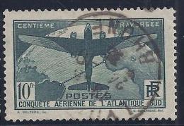 FRANCIA 1936 - Yvert #321 - VFU - Francia