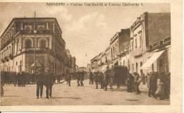 BRINDISI - CORSO GARIBALDI - CORSO UMBERTO - Brindisi