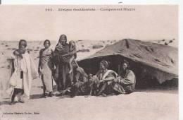 CAMPEMENT MAURE 282 AFRIQUE OCCIDENTALE (BELLE ANIMATION) - Mauritanie
