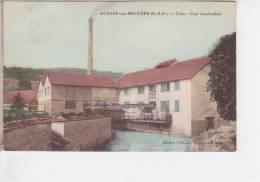 78.005/ AULNAY SUR MAULDRE - Usine - Pont Transbordeur - Frankreich