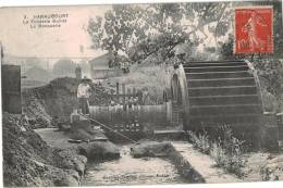 Carte  Postale Ancienne De HARAUCOURT - Francia