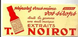 Buvard Sirop Préparez Vous-même Vos Sirops Toute La Gamme En Une Seule Marque Extraits T. Noirot à Nancy - Buvards, Protège-cahiers Illustrés
