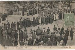 Carte  Postale Ancienne De SERY - Other Municipalities