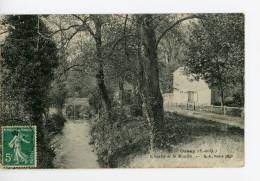 91 - ORSAY - L´Yvette Et Le Moulin  - état Parfait, Voir Scan - Orsay