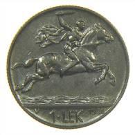 ALBANIA 1 LEK 1930 - Albania