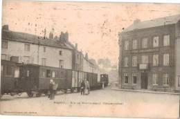 Carte Postale Ancienne De  ROCROI - Other Municipalities