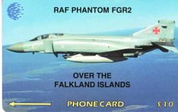 Télécarte Prépayée FALKLAND ISLANDS 10£ TTB  Carte N°4CWFA008041 - Falkland