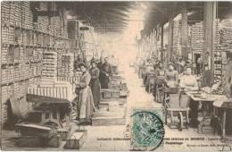 Carte Postale Ancienne De MOHON - Other Municipalities